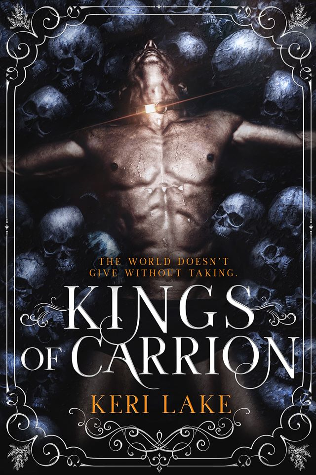 Keri Lake - Juniper Unraveling 3 - Kings of Carrion