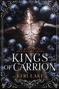 Kings of Carrion (Juniper Unraveling, #3)
