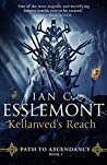 Book cover for Kellanved's Reach (Path to Ascendancy Book 3)