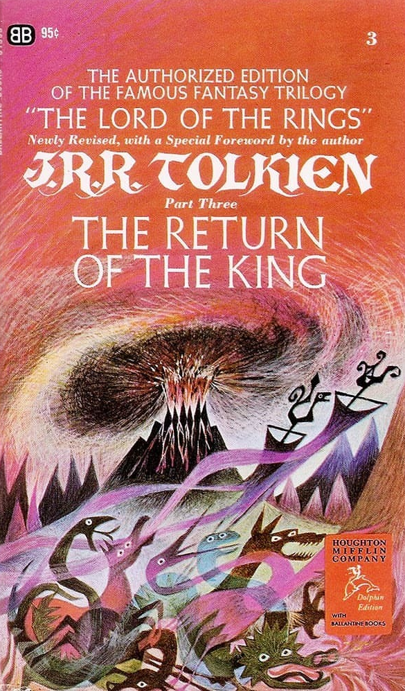 The Return of the King The Lord of the Rings 3 - J R R Tolkien