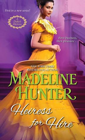 Heiress for Hire - Madeline Hunter