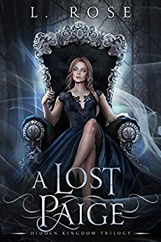 A Lost Paige (Hidden Kingdom Trilogy #2)