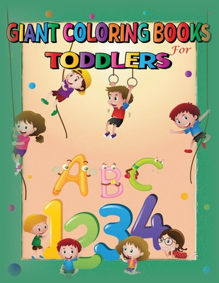 22+ Big Coloring Books For Kids
