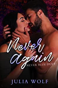 Never Again (Never Blue #2)