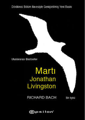 Martı Jonathan Livingston by Richard Bach