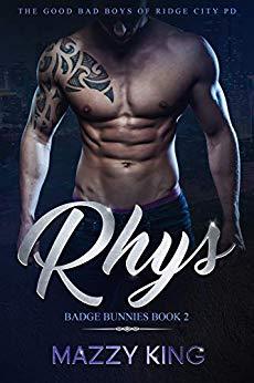 Rhys (Badge Bunnies, #2)