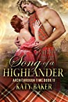 Song of a Highlander (Arch Through Time #11)