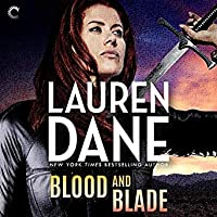 Blood and Blade (Goddess with a Blade, #6)