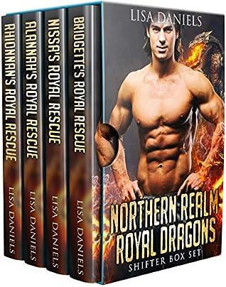 Northern Realm Royal Dragons: Shifter Box Set