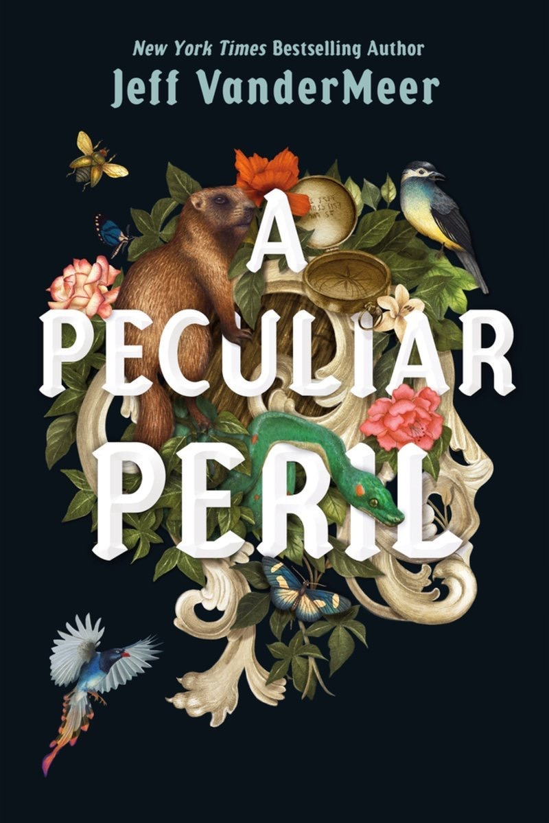 A Peculiar Peril (The Misadventures of Jonathan Lambshead, #1)