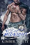 Kiss of Midnight (Wolfguard Protectors, #3)