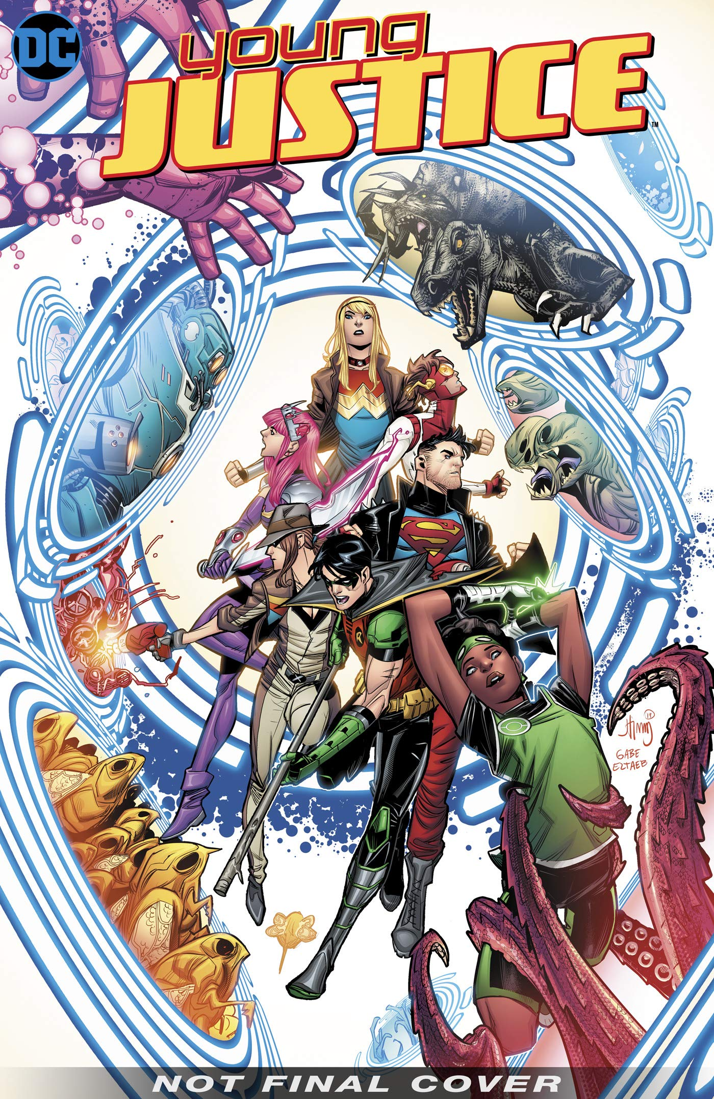 Young Justice, Vol. 2