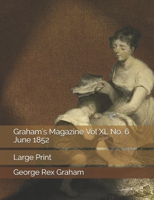 Graham's Magazine, Vol. XL, No. 6, June 1852