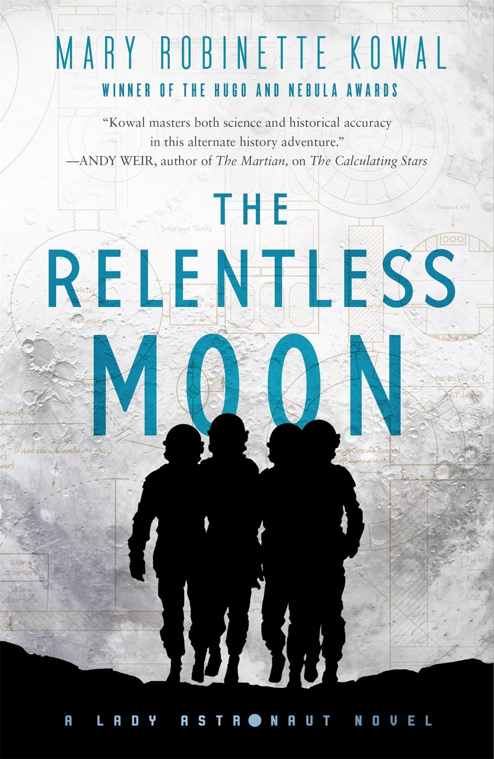 The Relentless Moon by Mary Robinette Kowal migliori libri di fantascienza 2020
