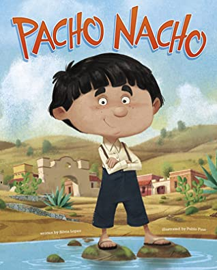 "Picture Book ""Pacho Nacho"" by Silvia Lopez"