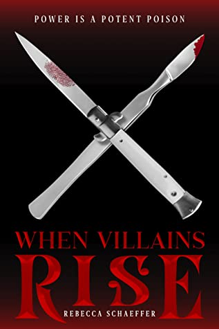 When Villains Rise (Market of Monsters, #3)
