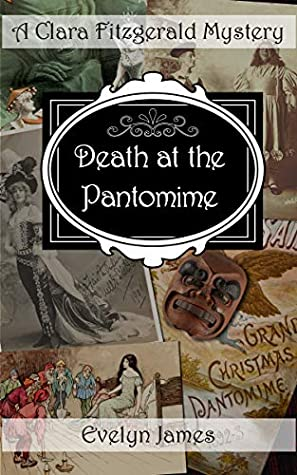 Death at the Pantomime by Evelyn James