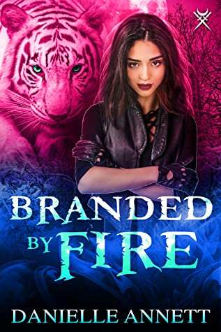 Branded by Fire (Blood & Magic, #4)