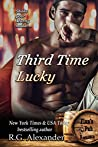 Third Time Lucky (Finn's Pub Romance, #3)