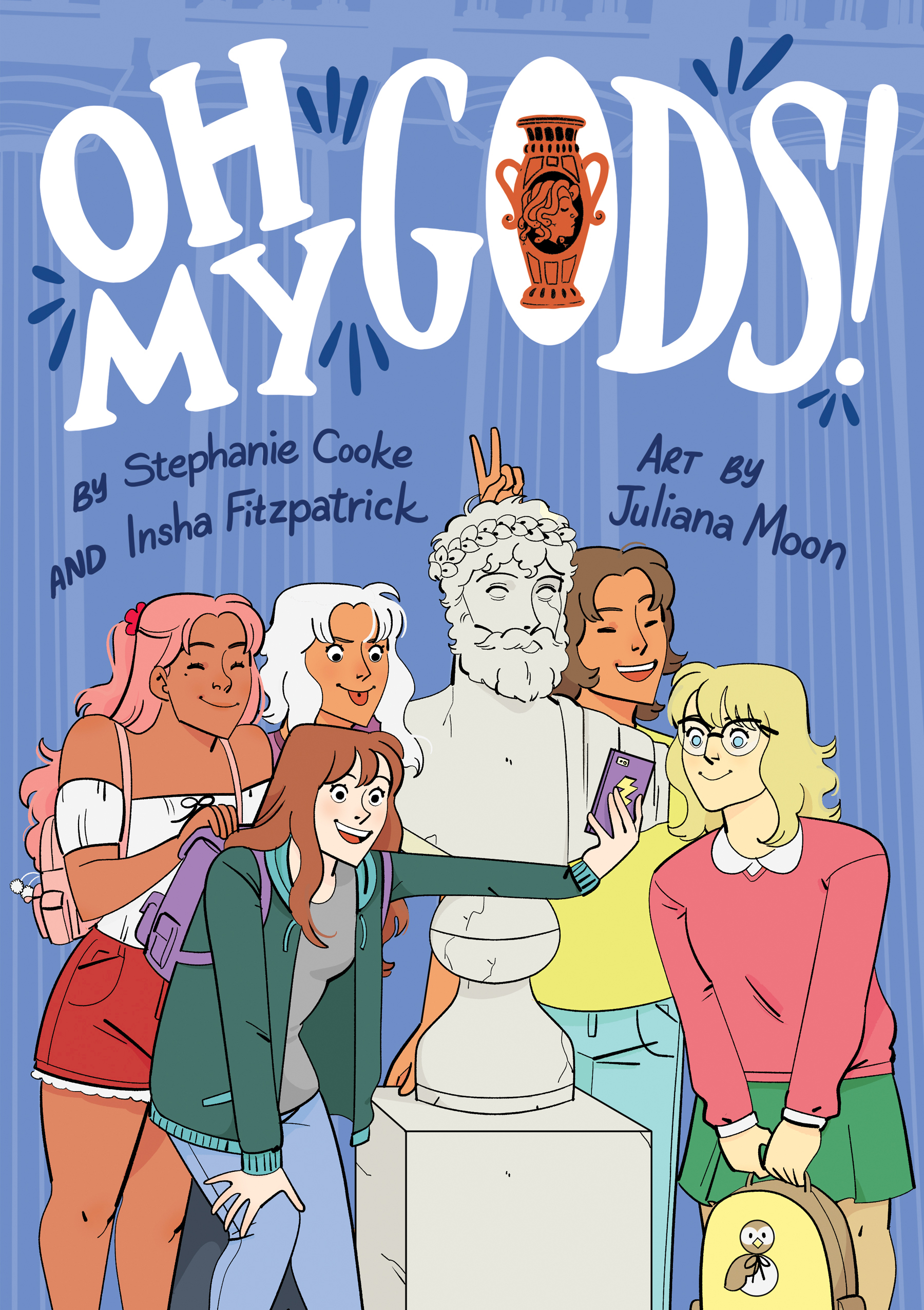 Oh My Gods! (OMGs #1)