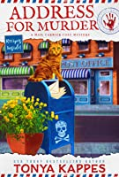 Address For Murder (A Mail Carrier Cozy Mystery #2)