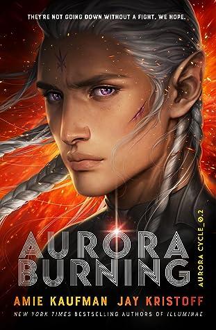 Aurora Burning (The Aurora Cycle, #2)