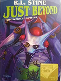 Just Beyond: The Scare School Graphic Novel