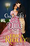 One Night with a Duke (12 Dukes of Christmas #10)