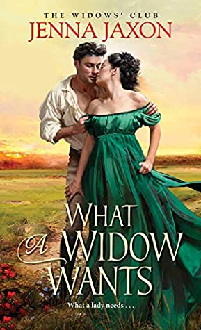 What a Widow Wants (The Widows' Club, #3)