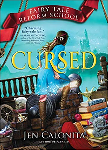 Cursed - Jen Calonita