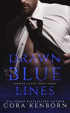 Drawn Blue Lines by Cora Kenborn