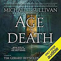 Age of Death (Legends of the First Empire, #5)