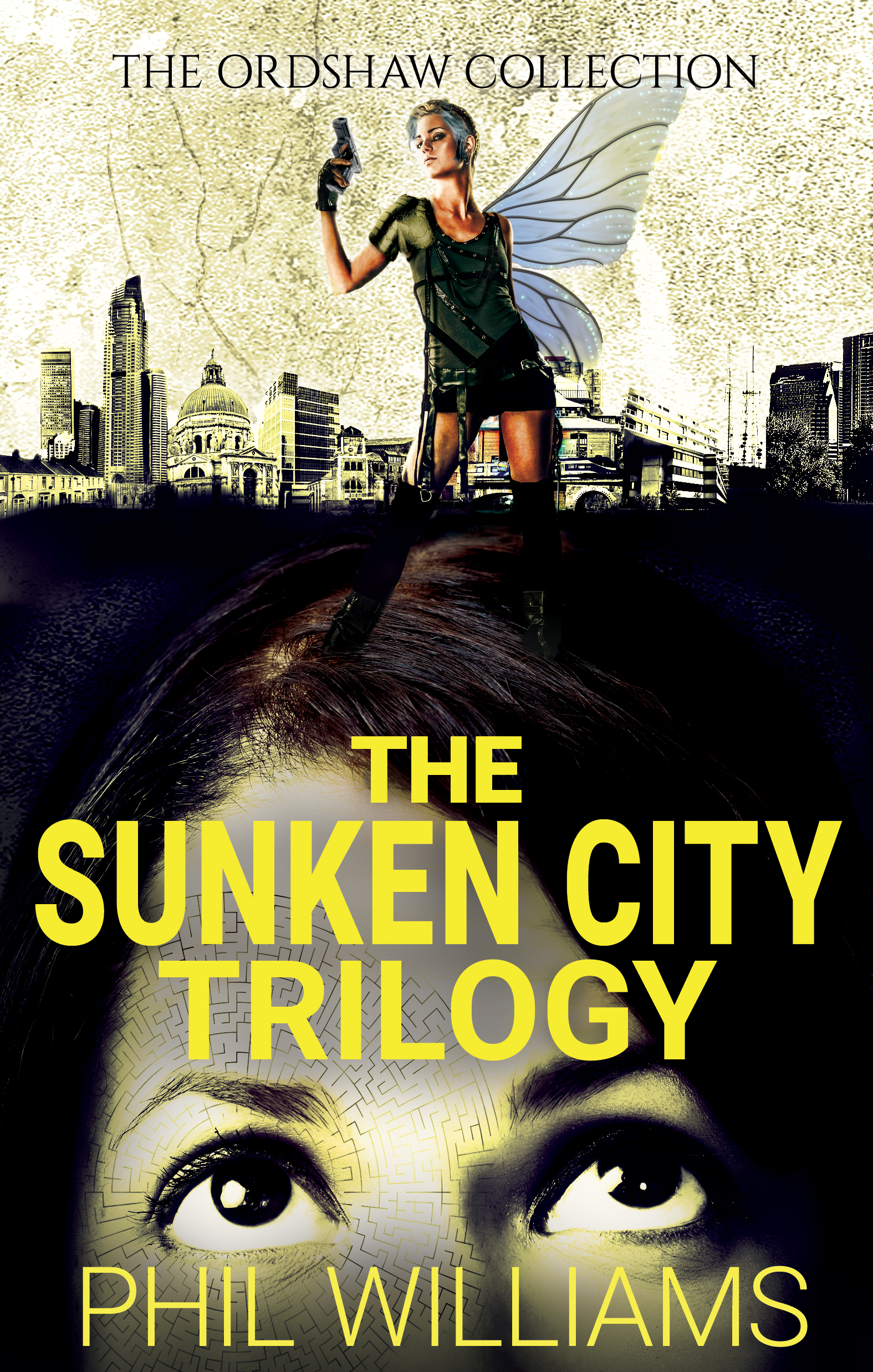The Sunken City Trilogy