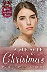 A Miracle for Christmas (Spinster Mail-Order Brides #15)