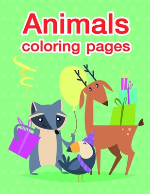 Coloring Books For Teens: Wolves & More: Advanced Animal Coloring Pages for  Teenagers, Tweens, Older Kids, | 400x309