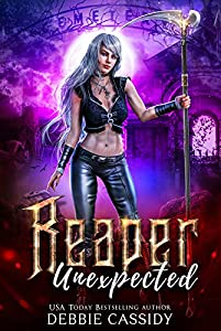 Reaper Unexpected (Deadside Reapers, #1)
