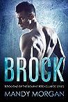 Brock (Bourne Bodyguards #1)
