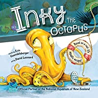 Inky the Octopus: Based on a Real-Life Aquatic Escape!