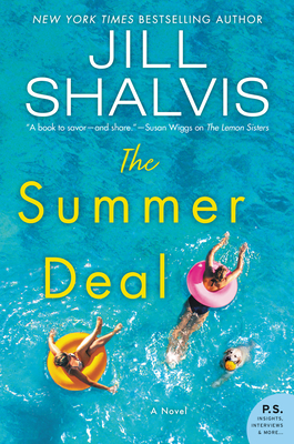 The Summer Deal (Wildstone, #5)
