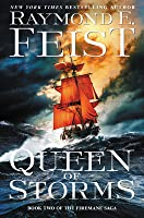 Queen of Storms (The Firemane Saga #2)