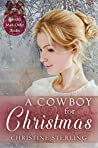 A Cowboy for Christmas (Spinster Mail-Order Brides #11)