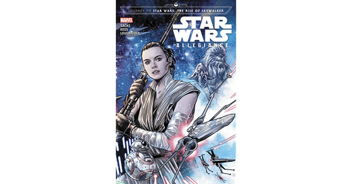 Journey To Star Wars The Rise Of Skywalker Allegiance By Ethan Sacks