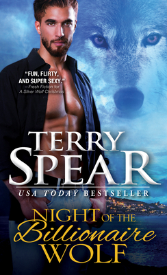Night of the Billionaire Wolf (Billionaire Wolf #3)