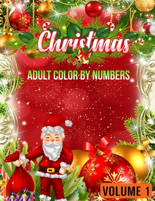Christmas Color By Numbers - Best Coloring Pages For Kids | 400x309