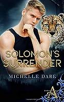 Solomon's Surrender (Paranormals of Avynwood)