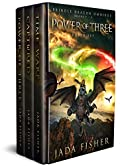 Power of Three Boxed Set: The Brindle Dragon, Books 7-9