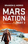 Book cover for Mars Nation 3