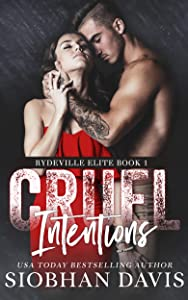 Cruel Intentions (Rydeville Elite #1)