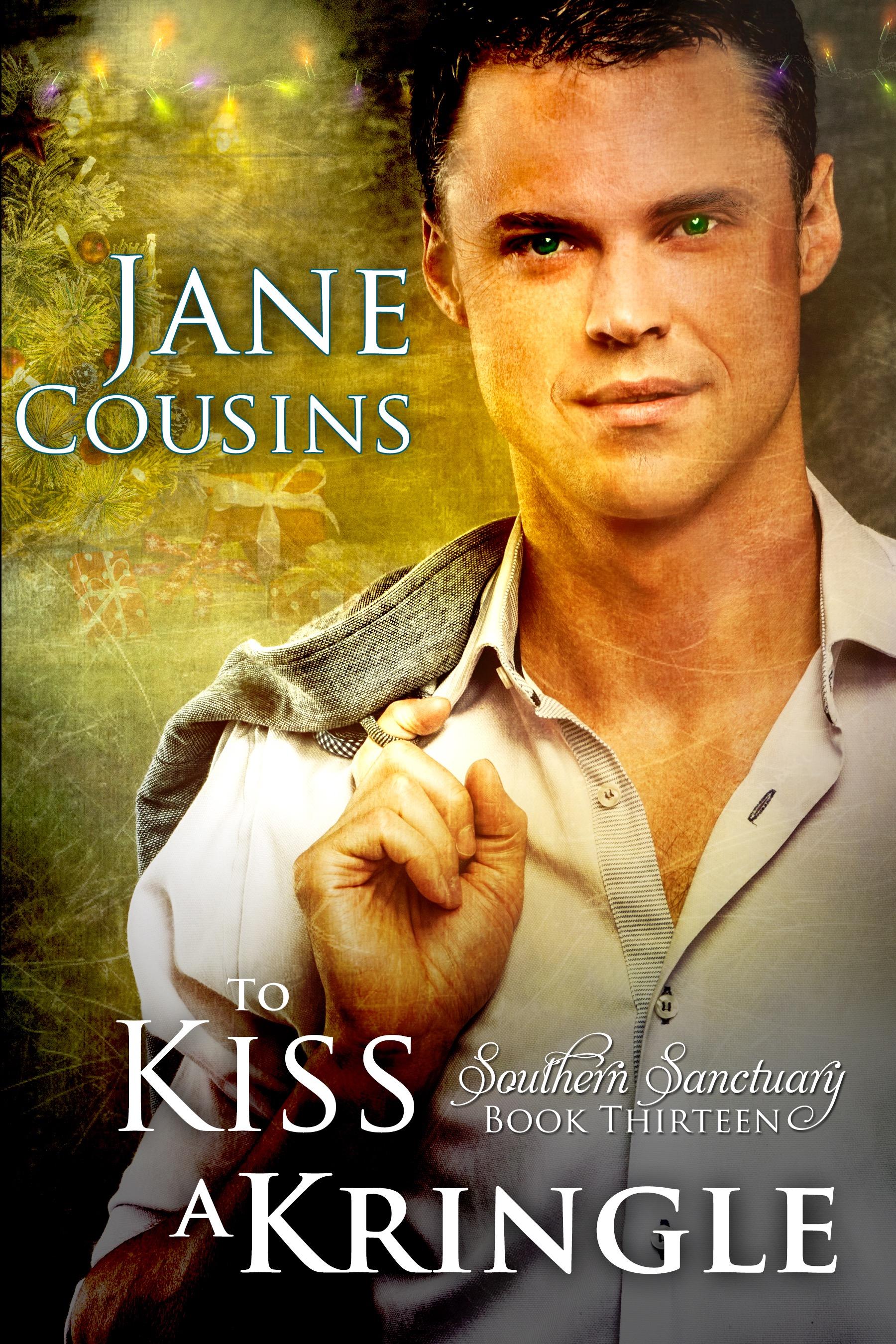 Jane Cousins - Southern Sanctuary 13 - To Kiss a Kringle