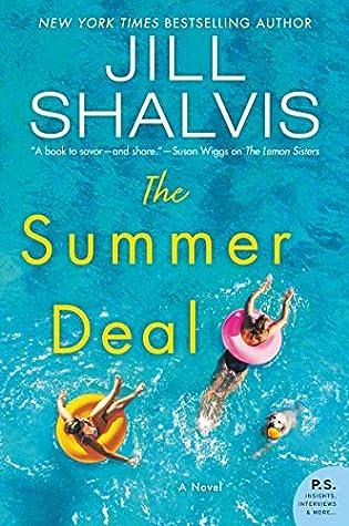 The Summer Deal (Wildstone, #5)